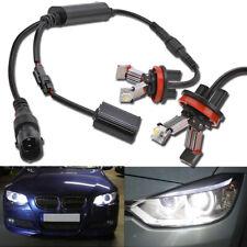 2x 40W H8 LED Angel Eyes Standlicht Für BMW E60 E61 E70 E82 LCI E90 E91 E92 E93