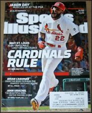 Sports Illustrated, Aug 24, 2015, Cardinals, Jason Day, Cashman, Ships Anywhere