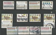 Great Britain 1977 Christmas SG 1044-1049 Used