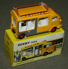 Citroen camionnette H Hy Philips electroménager Dinky Toys 587 Atlas F Neuf 1/43
