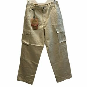 NWT Plugg Boys Pants Size 14 The Original Vintage Twill
