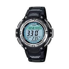 Casio Sgw100-1v Wrist Watch Smart Twin Sensor SGW1001V
