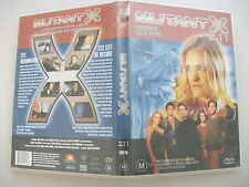 Mutant X : Vol 2 : Part 11 (DVD, 2003) Region 4 Sci-Fi DVD Rated M Used in VGC