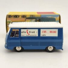 Atlas Dinky Toys 570 Fourgon Tole J7 Peugeot Diecast Models Collection Used 1/43