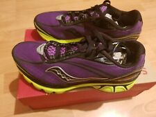 New Saucony Kinvara 2 Womens Running Sport Shoes UK Size 5 Pruple 10121-9