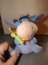 Fisher Price Disney Pooh Blossom Baby Eeyore Stuffed Plush Toy- Great condition