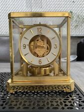 New ListingRare Vintage Jaeger Lecoultre Atmos Clock
