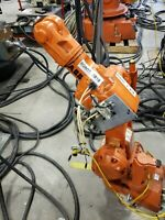 ABB IRB 140 with IRC5 controller, teach pendant, and cables 2012