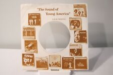 45 RECORD COMPANY SLEEVE - MOTOWN  RECORDS BROWN