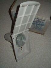 Filtapac Truma Carver Crystal mk2 Replacement Water Filter Housing WHITE Caravan