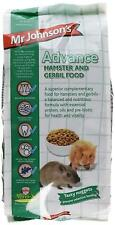Mr Johnsons Advance Hamster & Gerbil 750g - Complementary Food For All Breeds