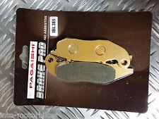 Semi metálicas Delante Pastillas Freno Para Ajs Regal Raptor cr3-125 2006F