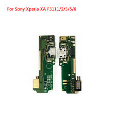 Replace For Sony Xperia XA F3111/2/3/5/6 Micro USB Charging Port&Microphone Flex