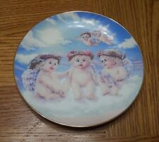 The Hamilton Collection~ The Flying Lesson~By Kristin Dreamsicles Plate