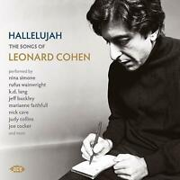HALLELUJA-THE SONGS OF LEONARD COHEN   CD NEU