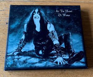 IMMORTAL At the heart of winter - CD in boxset - Ltd Ed 10000 copies