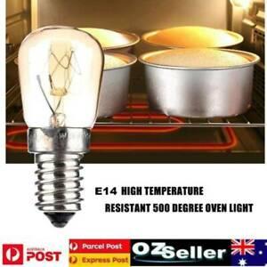 10/20Pcs Himalayan Salt Lamp Globe Bulb Light Bulbs Heat Resisting 7W/15W E14 AU