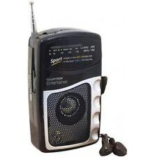 Lloytron Entertainer AM/FM Personal Radio N2201BK