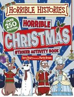 Horrible Christmas Sticker Activity Book (Horrible Histories Sticker Activity Bo