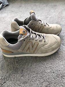 Grey New Balance Trainers Size 7.5