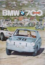 Prospekt BMW 700 Sport Coupe Rennausführung- original - top !