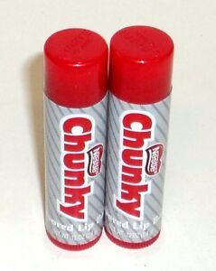 2 Lip Balm Flavored NESTLE CHUNKY