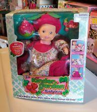 Vintage ToyBiz Kinder- Garden Babies Rita Raspberry MiSB  1999 Very Tough Doll