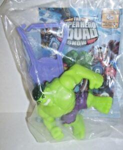 Incredible Hulk Figure Burger King Toy 2009