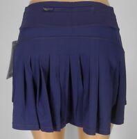 NEW LULULEMON Circuit Breaker Skirt TALL 2 4 6 8 10 Twilight Blue NWT Run Tennis