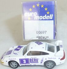 Porsche 911 993 Beru 1996 IMU MODÈLE EUROPÉEN 00697 H0 1:87 RARE HO 2 å