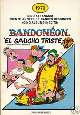 ATTANASIO. Bandonéon. El Gaucho Triste. 1979
