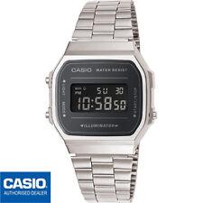 Reloj Casio plateado A168wem-1ef