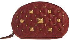 Porte-monnaie et portefeuilles rouge pour femme