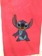 Disney LILO AND STITCH Sweatshirt Throw. Brand New. 54 Inch X 84 Inch