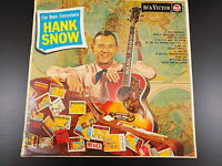 Hank Snow ‎ I've Been Everywhere ALBUM LP RCA Victor ‎ LSP-2675 VG+/ VG