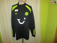 "Hannover 96 Under Armour Spieler Freizeit- Training Zipper/Jacke ""TUI"" Gr.L TOP"
