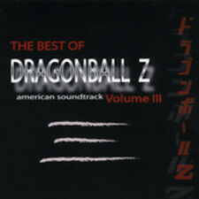 Dragon Ball Z - Dragon Ball Z: Best of 3 (Original Soundtrack) [New CD]