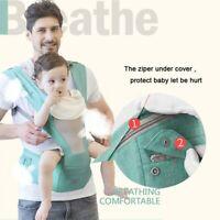 Ergonomic Baby Carrier Infant Kids Hipseat Backpack Front Facing Sling Kangaroo