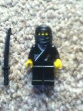 LEGO Castle Mini Figure - Ninja Black