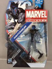 Marvel Universe Nightcrawler Series 5 #028 Action Figure Used