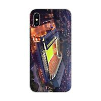 Anfield Stadium Liverpool Hard Silicone Phone Case for iPhone