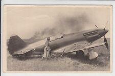 AK 2WW, 2. Weltkrieg, Sowjet-Union, Erbeutetes feindliches Flugzeug