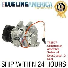 NEW AC TRSE07 COMPRESSOR FIT 2006 2007 2008 2009 2010 2011 Honda Civic  L4 1.8L