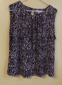 CALVIN KLEIN Ladies Top  / Size X-Large / NWT