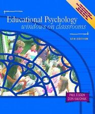 Educational Psychology: Windows on Classrooms (5th Edition, Book & CD-ROM) Egge