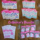 Victoria's Secret Pink Nation Collectibles Stickers Holiday Gift Supplies NEW For Sale