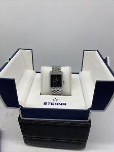 Eterna Matic 1935 Grand Classic Automatic mit Box&Papieren