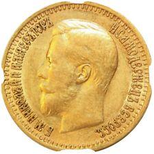 7 Roubles  50 kopeks GOLD 1897 Nicholas II
