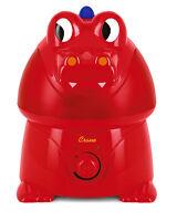 Crane Filter Free Humidifier 1 Gallon Ultrasonic Cool Mist Humidifiers Dragon