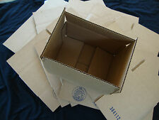 10 Corrugated Shipping Box 8x6x4 Cardboard Carton Packing Mailer Mailing Box